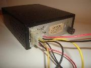 Stecker vom PC-Netzteil an der PA300
