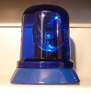 Hella KLJ 80 blau